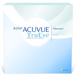 1-Day Acuvue TruEye<br>(90 pack)