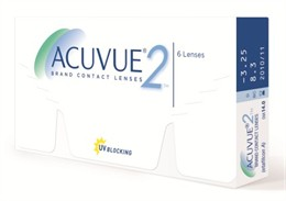 Acuvue 2<br>(6 pack)
