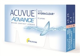 Acuvue Advance<br>(6 pack)