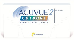 Acuvue 2 Colours Enhancer<br>(6 pack)